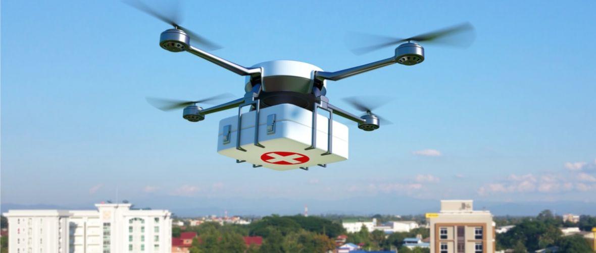 Polskie niebo będzie bardziej otwarte dla dronów. Pomóc ma program Żwirko i Wigura