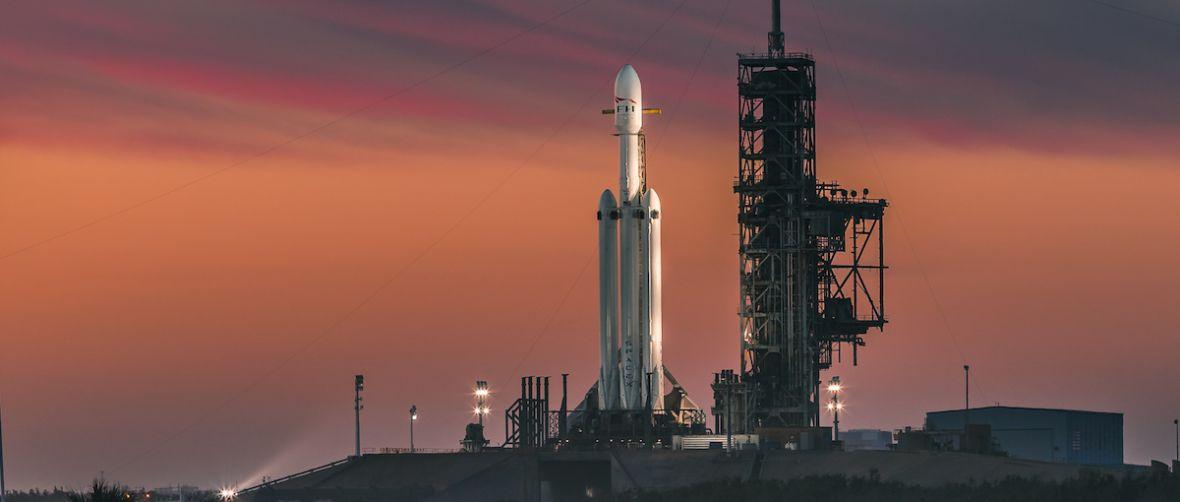 Państwo czy biznes? ISS i Falcon Heavy a przyszłość podboju kosmosu