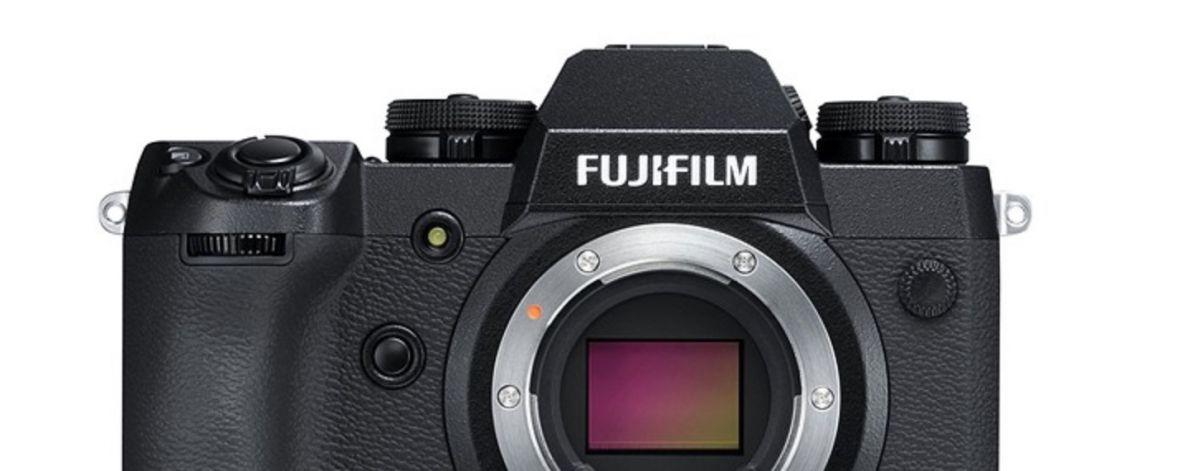 Fujifilm wchodzi na wyższy poziom. X-H1 nareszcie ze stabilizacją i dobrym trybem wideo