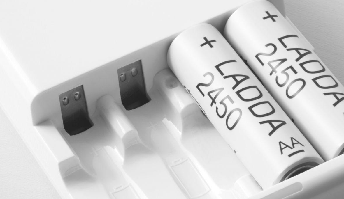 Akumulatory Ikea LADDA to najpewniej Eneloopy Pro, tyle że znacznie tańsze