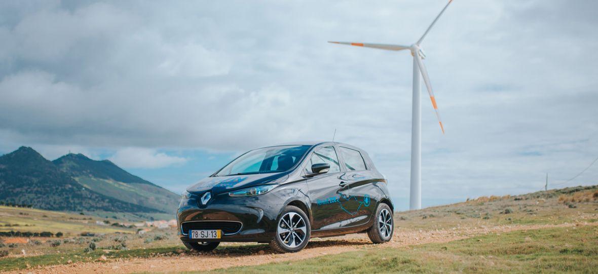 Renault stworzy pierwszą na świecie inteligentną wyspę