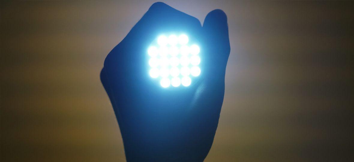 LED-y bedą tańsze i lepsze. Komputer pomógł odkryć nowy przepis na luminofory