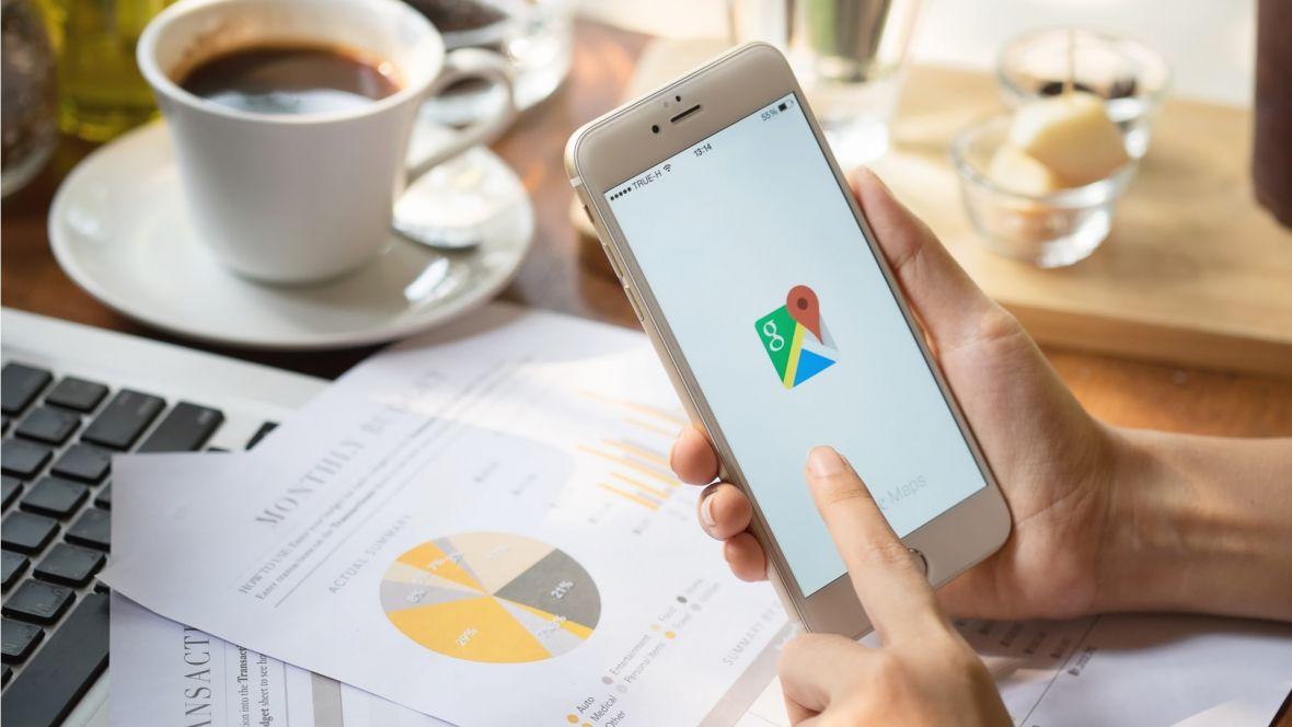 Tak wyglądająnowe Mapy Google na Androida