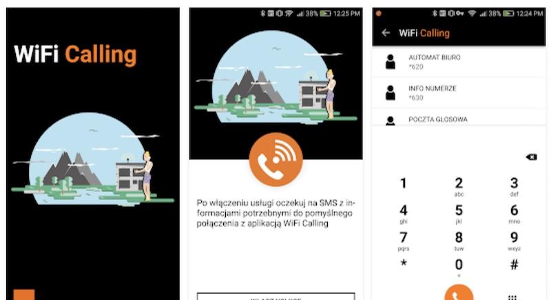 orange wi-fi calling aplikacja google play