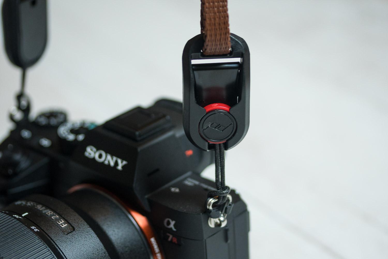 peak design anchor links mocowanie paska do aparatu