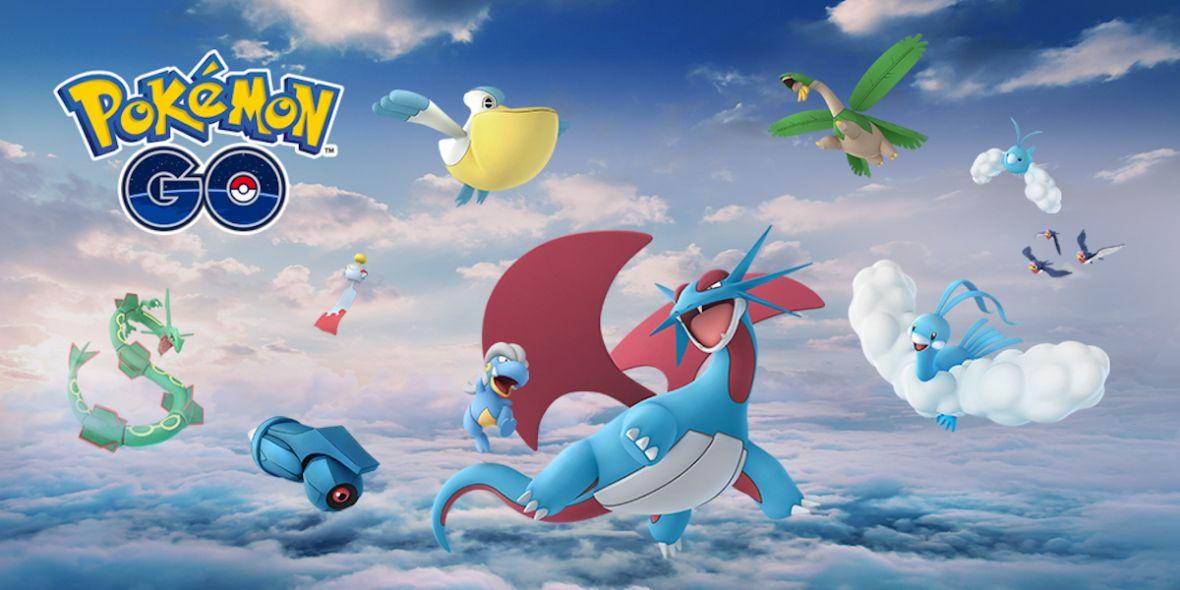 Pokemon GO kończy wdrażać trzecią generację. Dodano kilkanaście nowych Pokemonów i niespodzianki