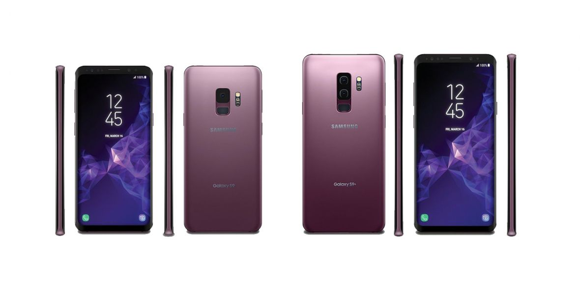 Wyciekło mnóstwo zdjęć Samsunga Galaxy S9. Tak wygląda nowy flagowiec Koreańczyków