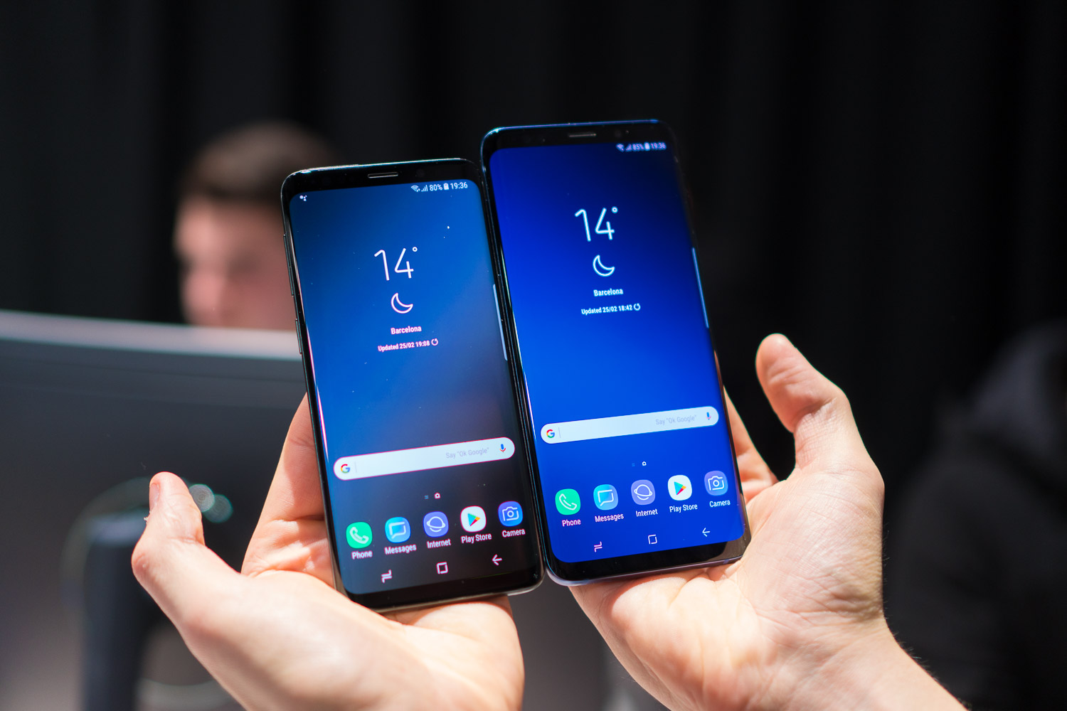 A great opportunity to buy the Galaxy S9  Samsung gives away some of the  money