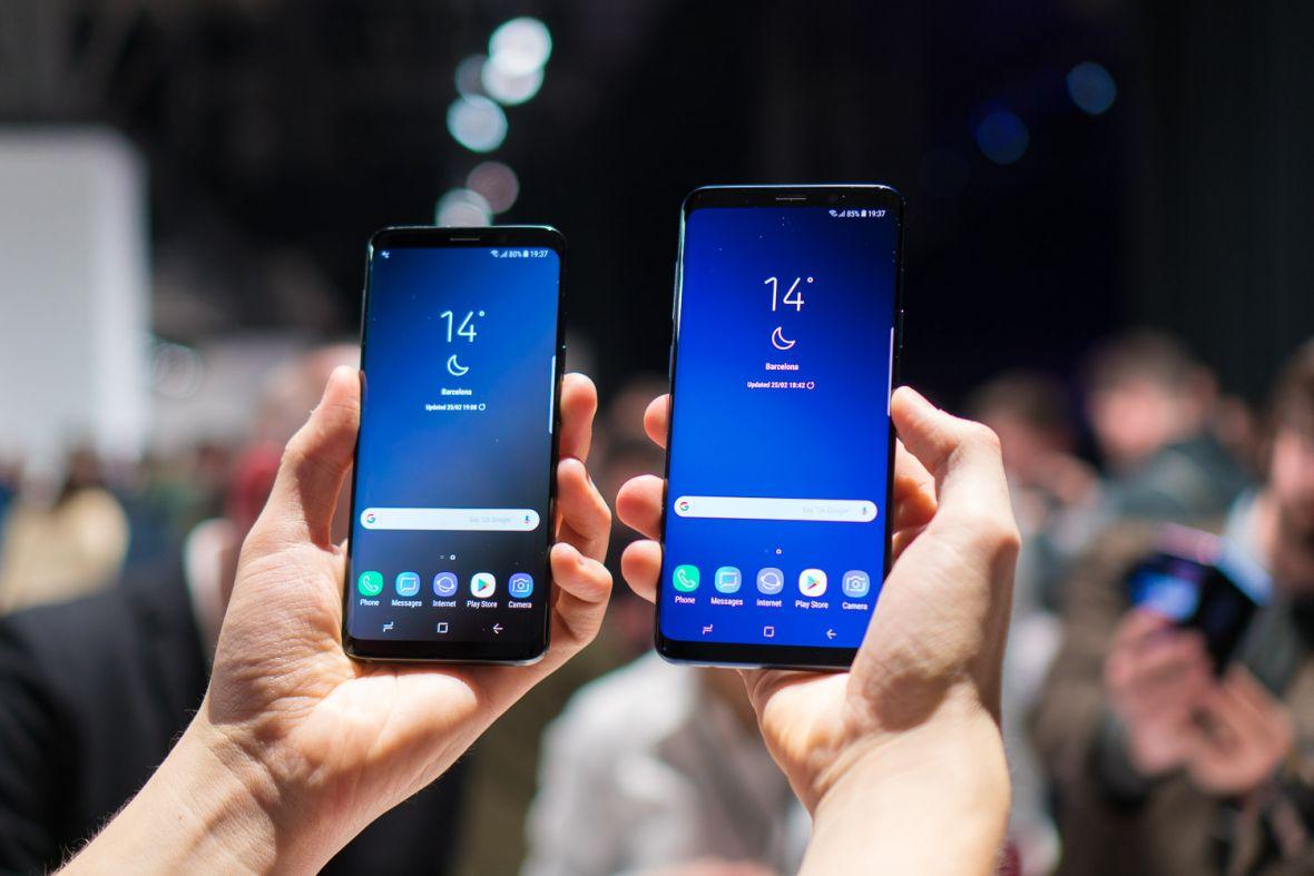 Samsungu, jeśli to ma być Galaxy S9 mini, to lepiej odpuść sobie