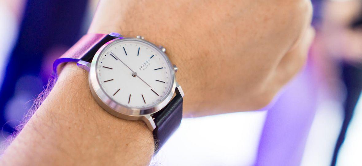 Elegancki smartwatch był do niedawna abstrakcją. Aż pojawiła się zegarkowa hybryda Skagen Connected