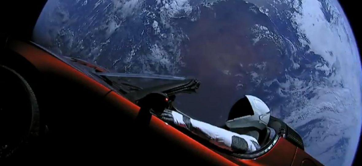 Elon Musk pokazał klip stworzony przez twórców Westworld. Zdradził też, co go czyni szczęśliwym w życiu