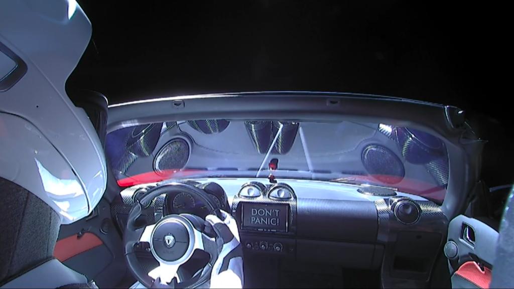 Starman będzie załamany. Tesla Roadster niestety nie dotrze na marsjańską orbitę