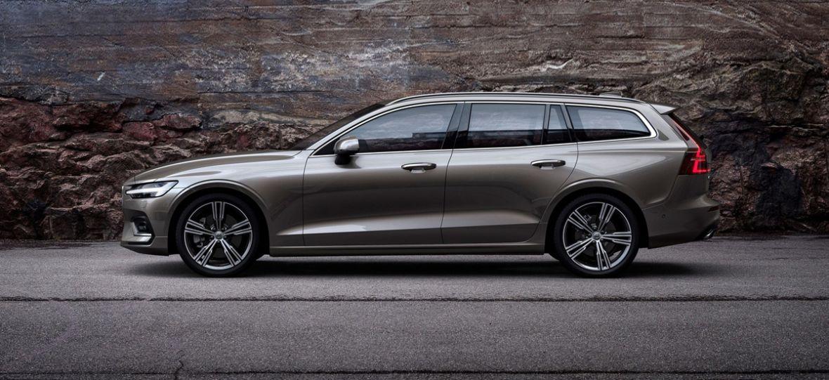 Tym razem to nie SUV. Volvo zaprezentowało nową wersję V60