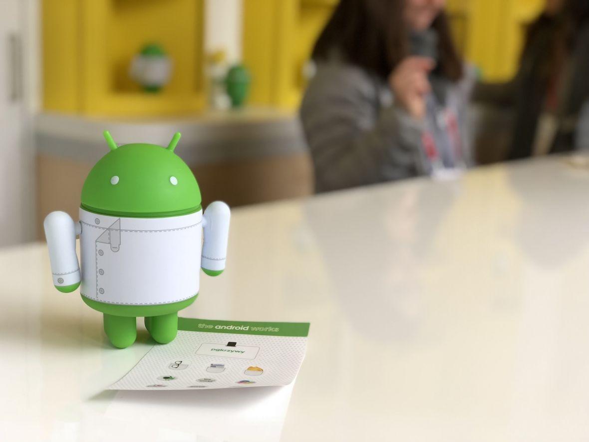 My tu gadu gadu, a Androida Oreo jak nie było, tak nie ma