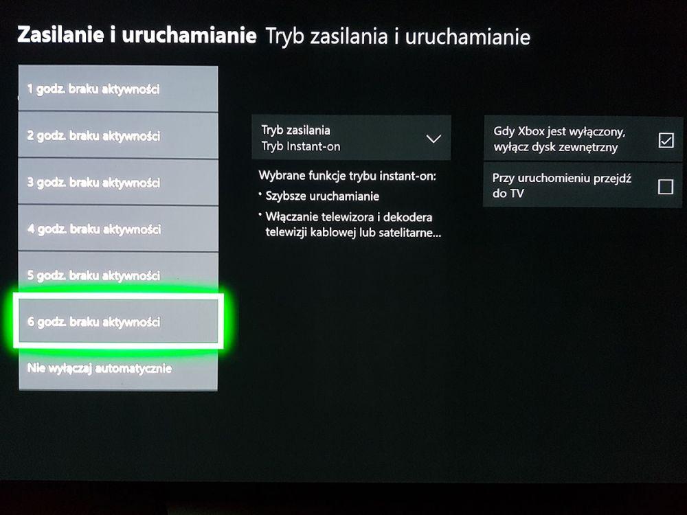 Xbox One aktualizacja luty 2018
