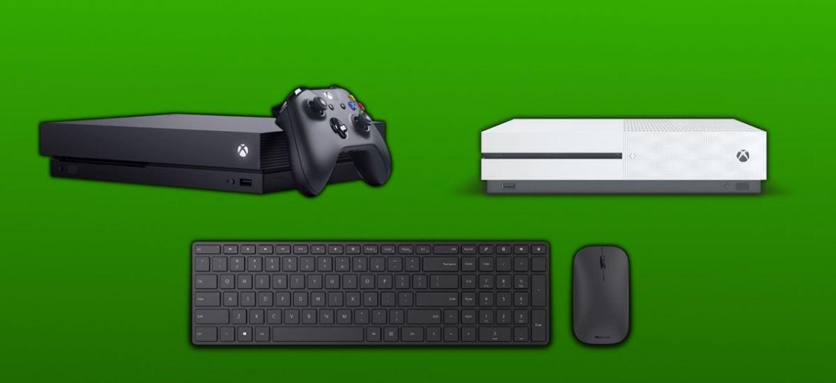 Xbox One miał pozwolić na granie myszką i klawiaturą. Mijają miesiące i nic…