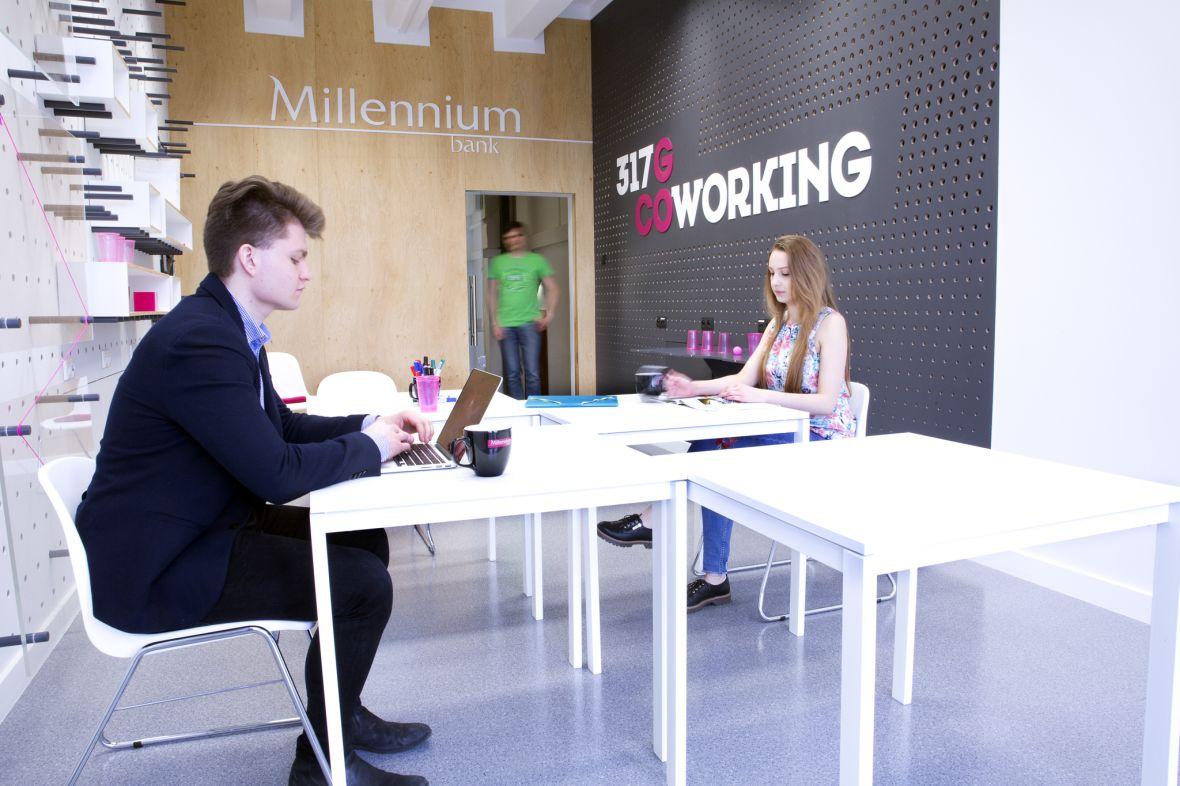 Twórcy startupów wymienią się pomysłami i zderzą z rzeczywistością w centrum stworzonym przez SGH i Bank Millennium