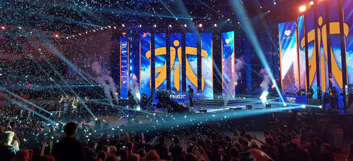 Finał CS:GO Intel Extreme Masters 2018