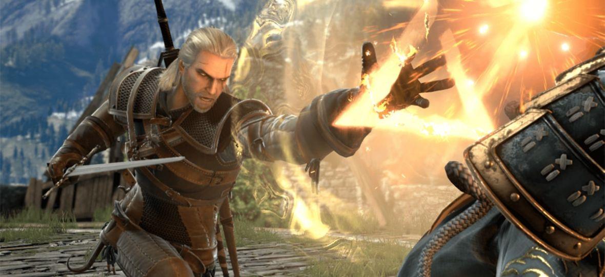 Proszę państwa, oto Wilk. Twórcy zdradzają, jak będzie wyglądał Geralt w SoulCaliburze VI