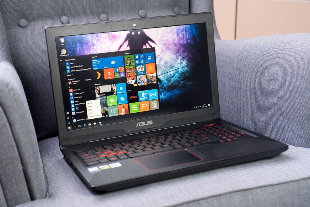 Co powinien, a czego nie powinien mieć laptop do gier?