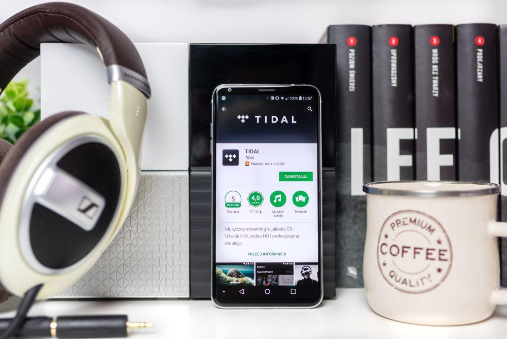 """LG V30 to odpowiedź na pytanie """"jaki smartfon do słuchania muzyki?"""""""