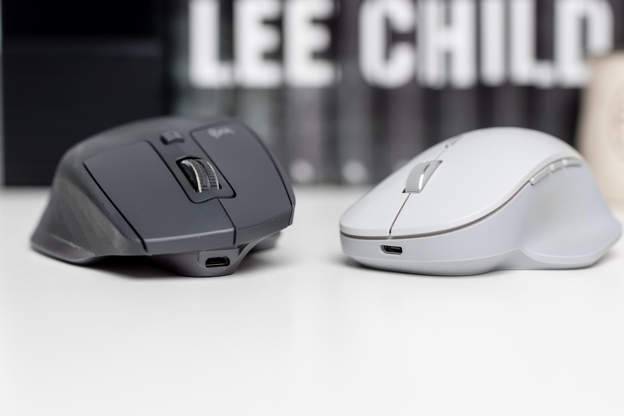 4cc1460dbda Microsoft Surface Precision Mouse to rękawica rzucona Logitechowi.