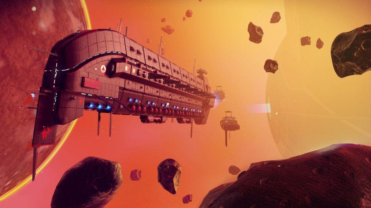 Kolejna gra z PS4 trafia na Xboksa One. No Man's Sky Next ma być największą aktualizacją od premiery