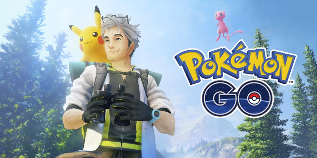 W Pokemon Go pojawią się questy. Jedną z nagród ma być mityczny Mew