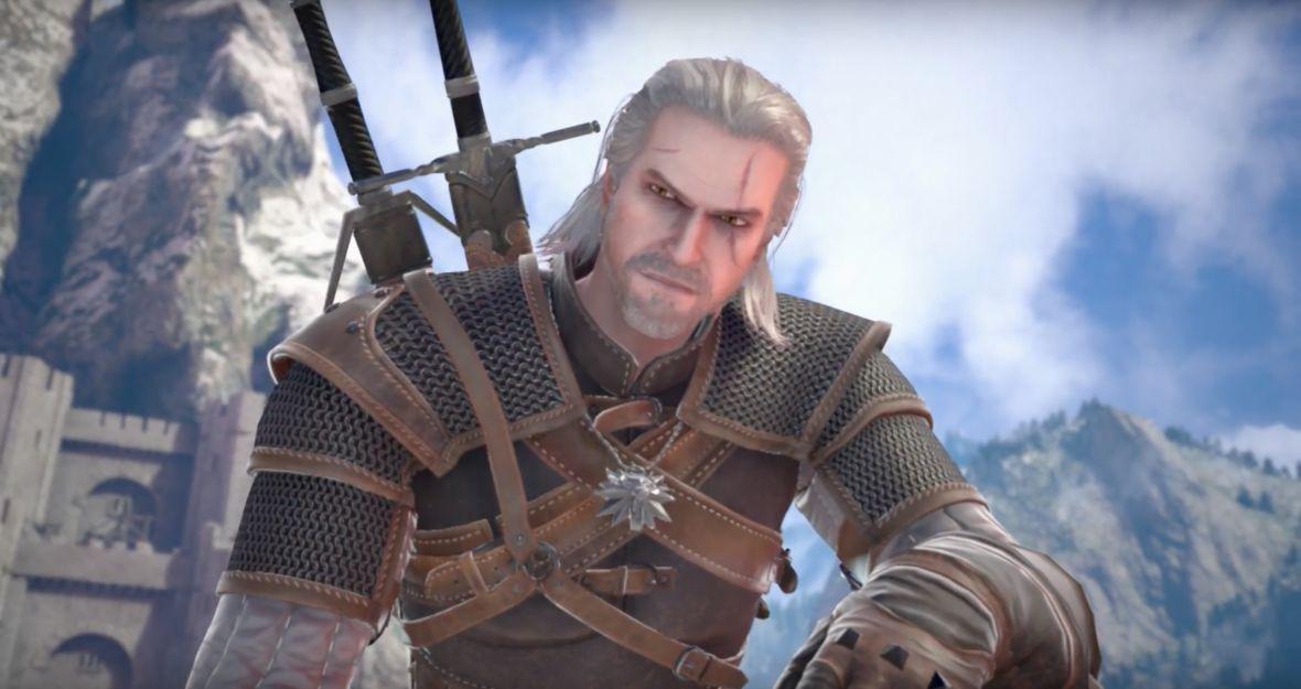 To już oficjalne. Geralt z Rivii jest wojownikiem w bijatyce SoulCalibur VI