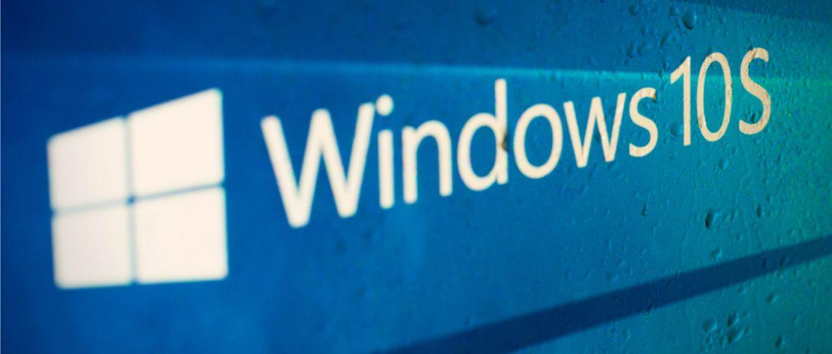 Nieoczekiwana zmiana decyzji. Wyłączenie trybu S w Windows 10 będzie dożywotnio darmowe