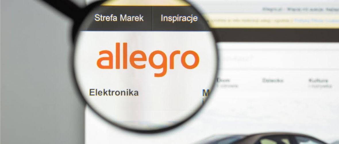 Wielka awaria Allegro. Winowajcą promocja na smartfony za złotówkę