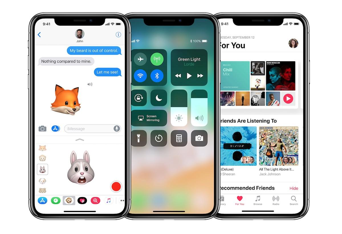 apple iphone dla dziecka icloud family sharing kontrola rodzicielska app store 5
