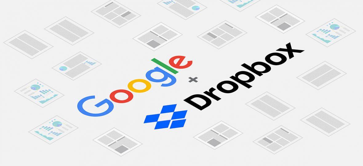 Już nie tylko Microsoft Office. Usługa Dropbox otwiera się na biurowe usługi Google'a