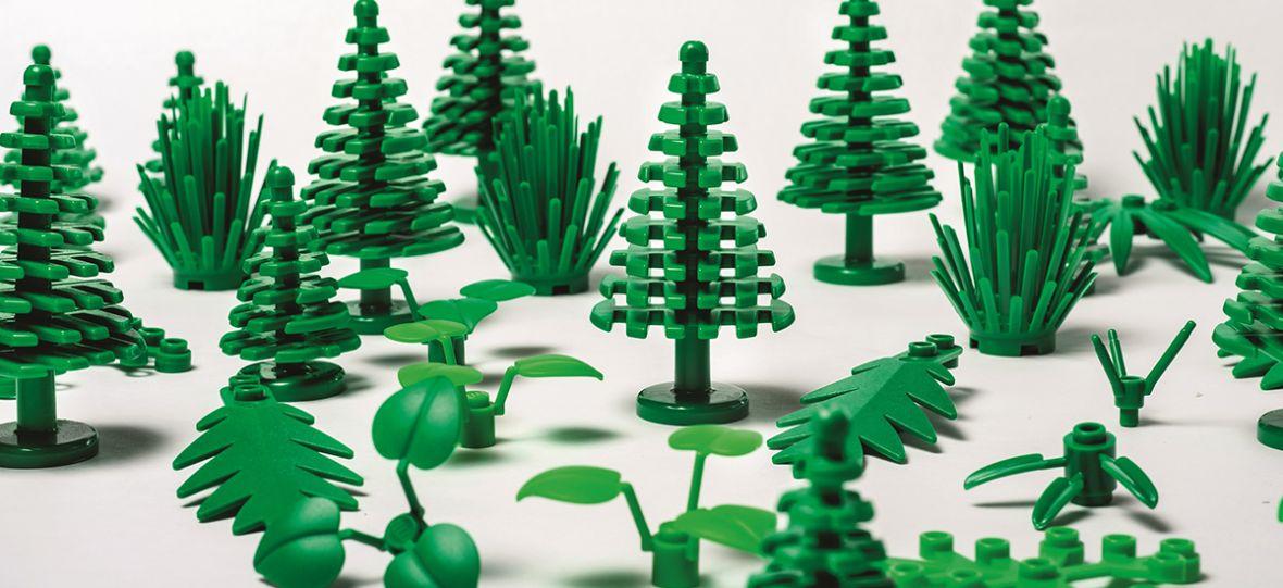 Poświęćmy kilka sekund na brawa dla firmy LEGO. Kultowe klocki będą ekologiczne