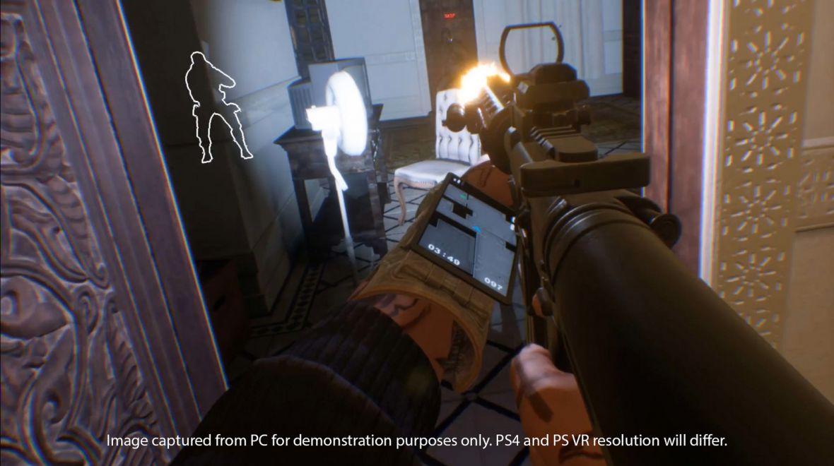 Karabin w dłoń, gogle na skroń, a potem prosto w wir akcji. Firewall Zero Hour na PS VR – pierwsze wrażenia