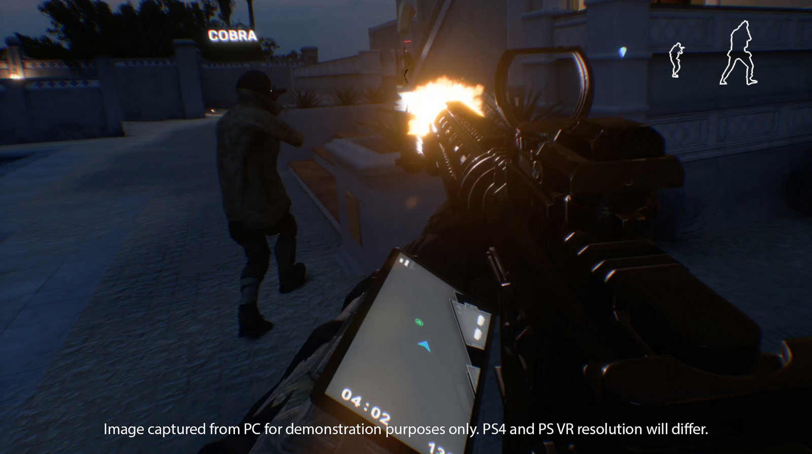 firewall zero hour playstation vr 1