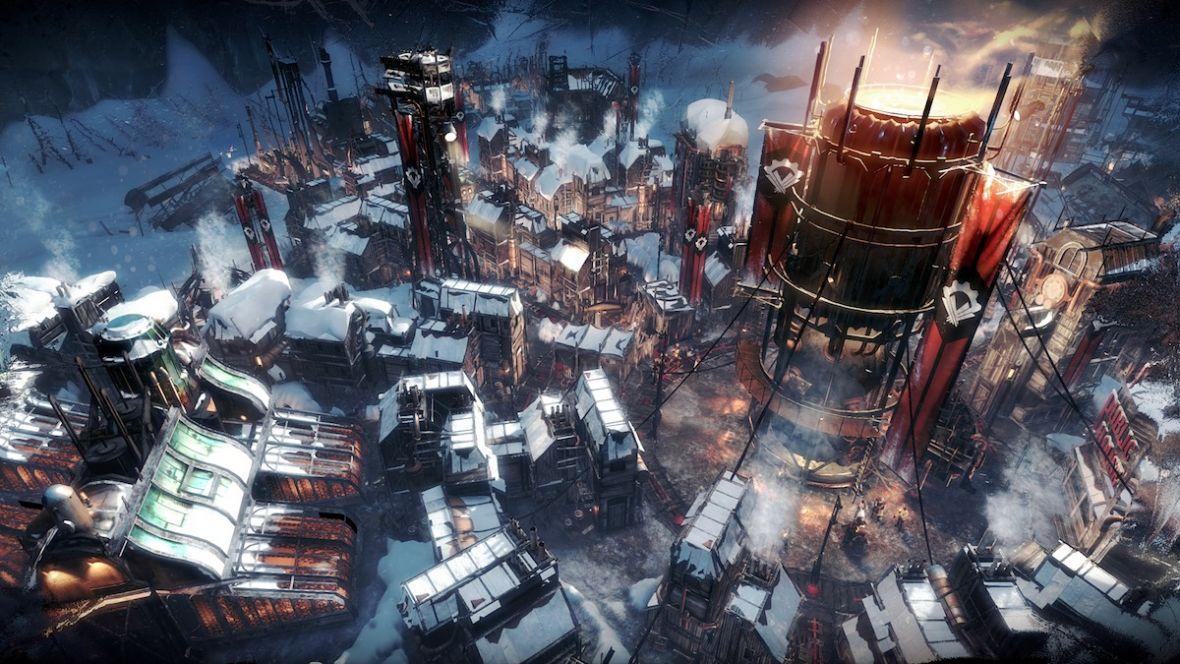 Zima nadchodzi. 11bit studios chwali się datą premiery i nowym zwiastunem Frostpunk