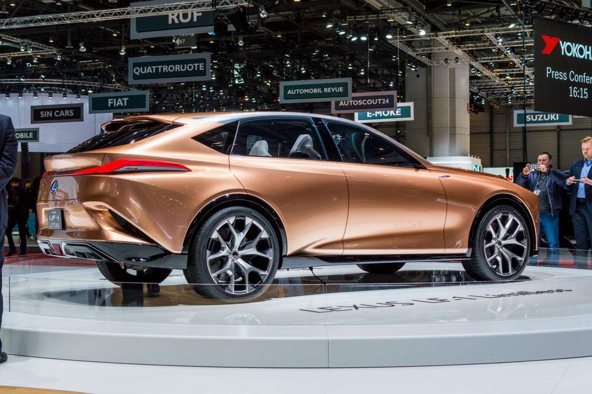 Najlepsze, najciekawsze i najdziwniejsze modele studyjne Geneva Motor Show 2018
