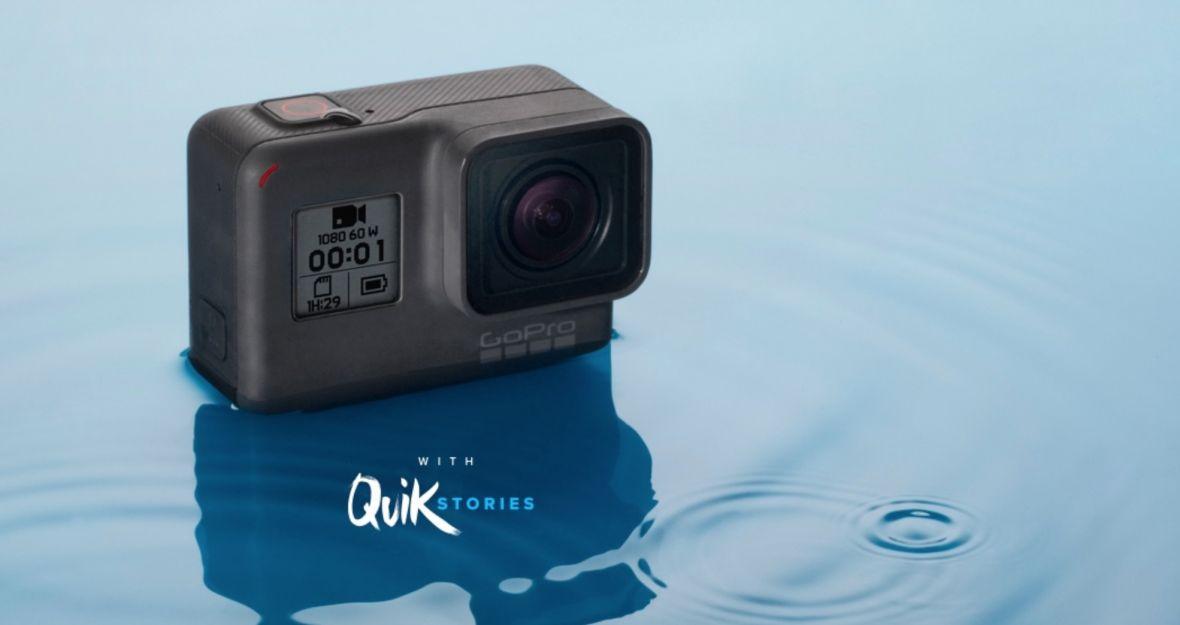 GoPro w końcu pokazało budżetową kamerę. Pytanie czy dość budżetową, by skusić klientów
