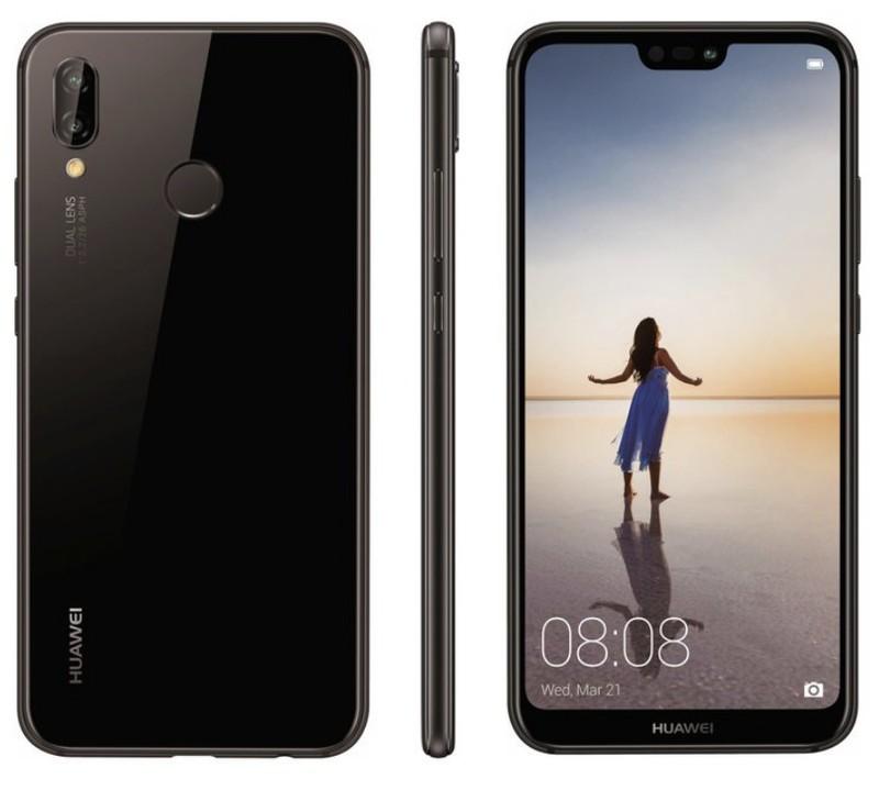 Huawei P20 jak wygląda