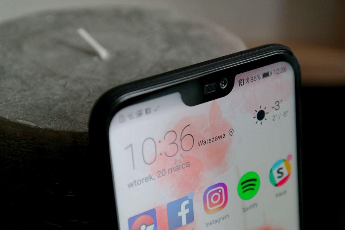 Wygląda jak iPhone X, ale ma Androida. Huawei P20 Lite będzie hitem w Polsce – pierwsze wrażenia