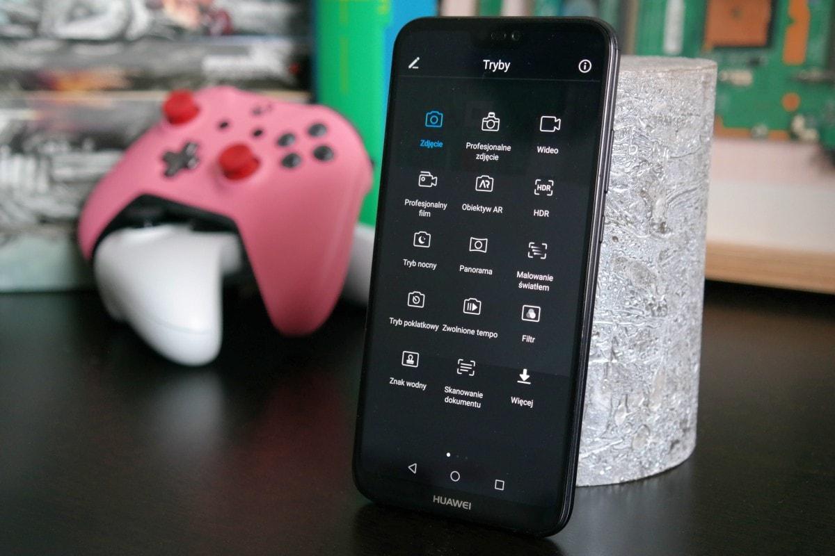 Huawei P20 lite - opinie, pierwsze wrażenia, test, recenzja