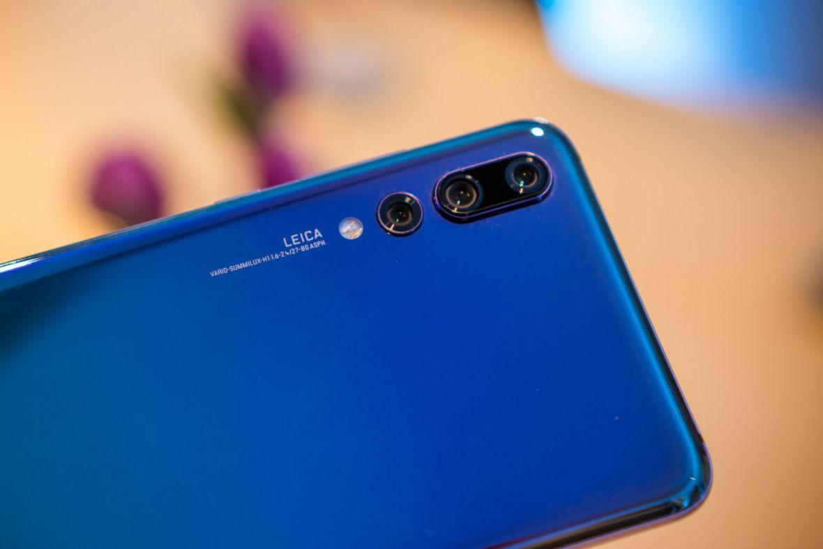 Huawei P20 Pro ma aż trzy aparaty – wyjaśniamy, jak to działa