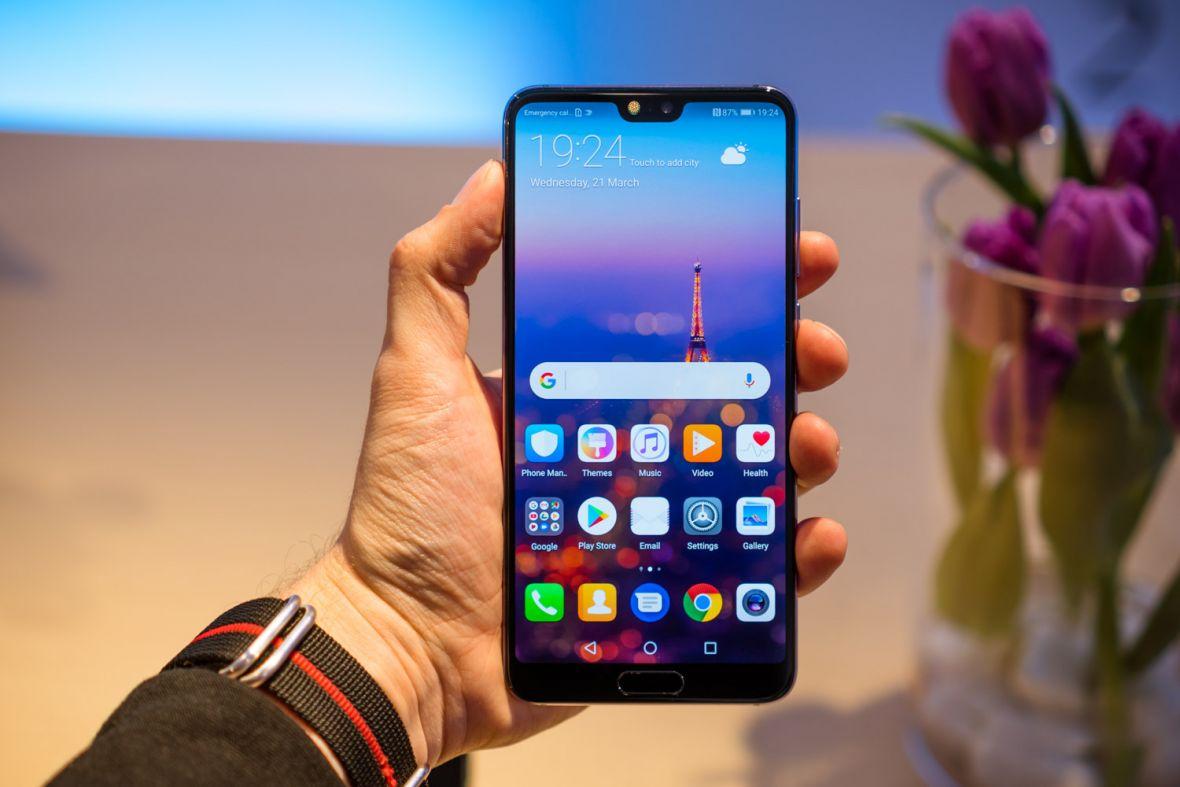 Huawei koloryzuje statystyki – to bardzo tania i zupełnie niepotrzebna sztuczka