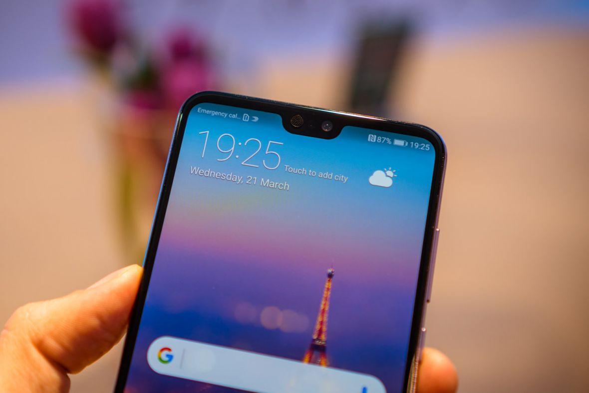 Huawei idzie po Samsunga, ale najpierw musi przegonić Apple'a. Dużo mu nie brakuje