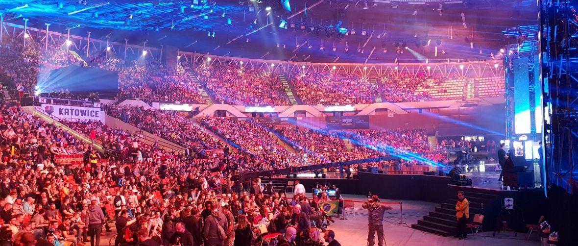 Zaczynamy Intel Extreme Masters 2018 – live blog Spider's Web