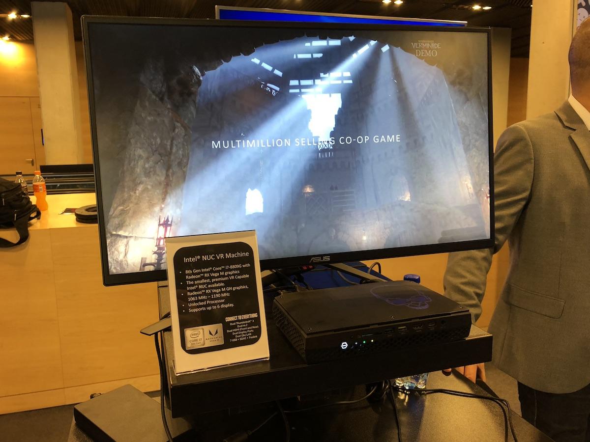 intel iem 2018 certified pc komputery dla graczy gamingowe do gier 24