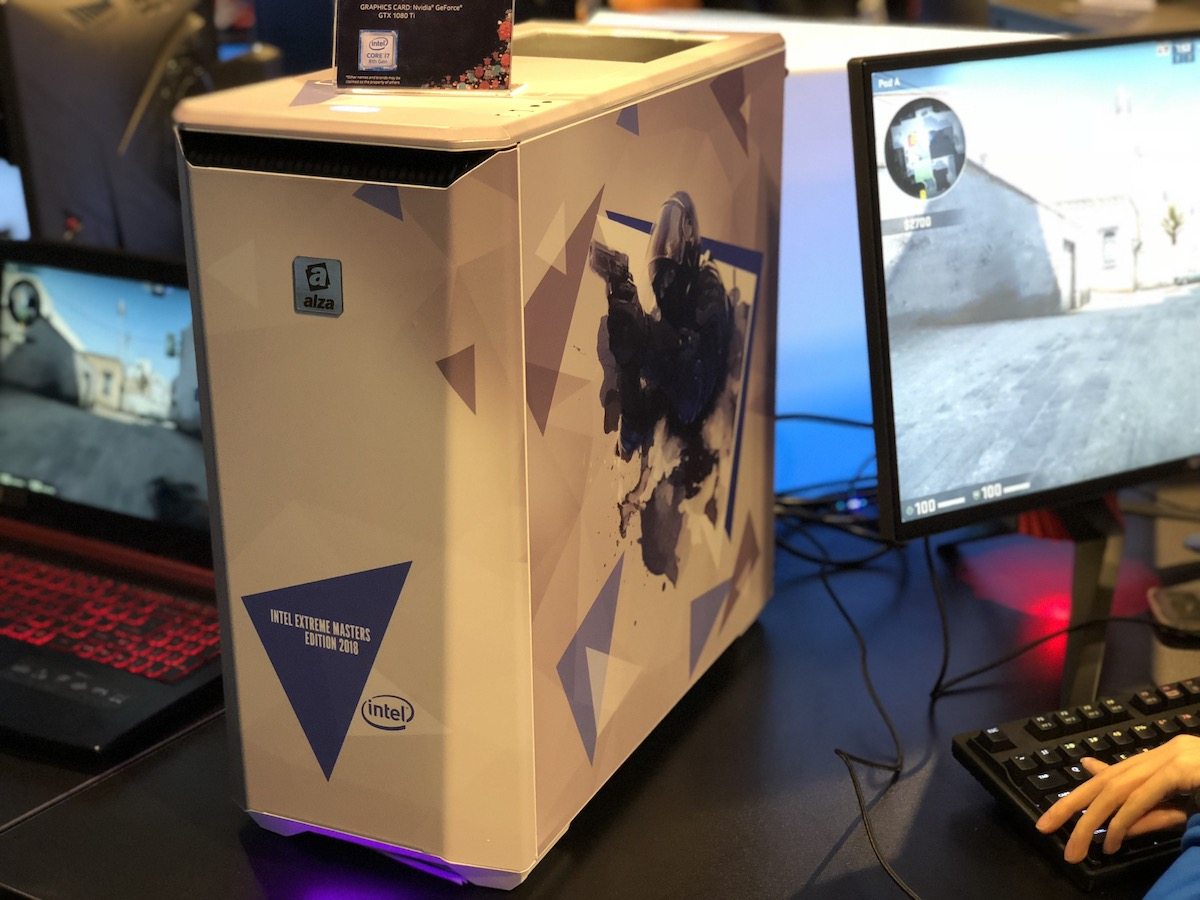 intel iem 2018 certified pc komputery dla graczy gamingowe do gier 29