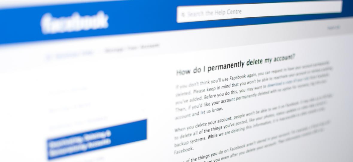 Jak usunąć konto na Facebooku – poradnik krok po kroku