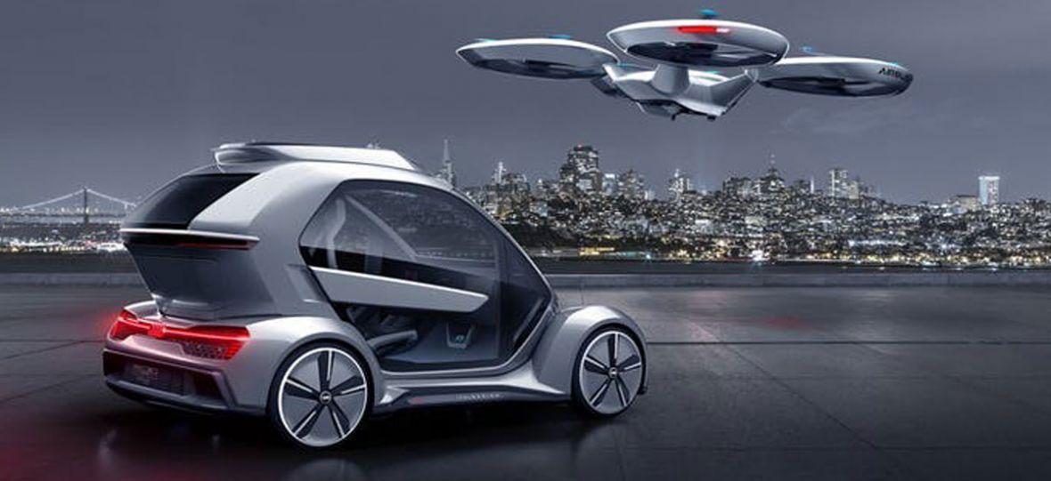 Latające samochody będą spełnieniem wielkiego marzenia ludzkości. Gdy już się ich doczekamy